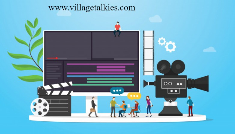 Animation videos production