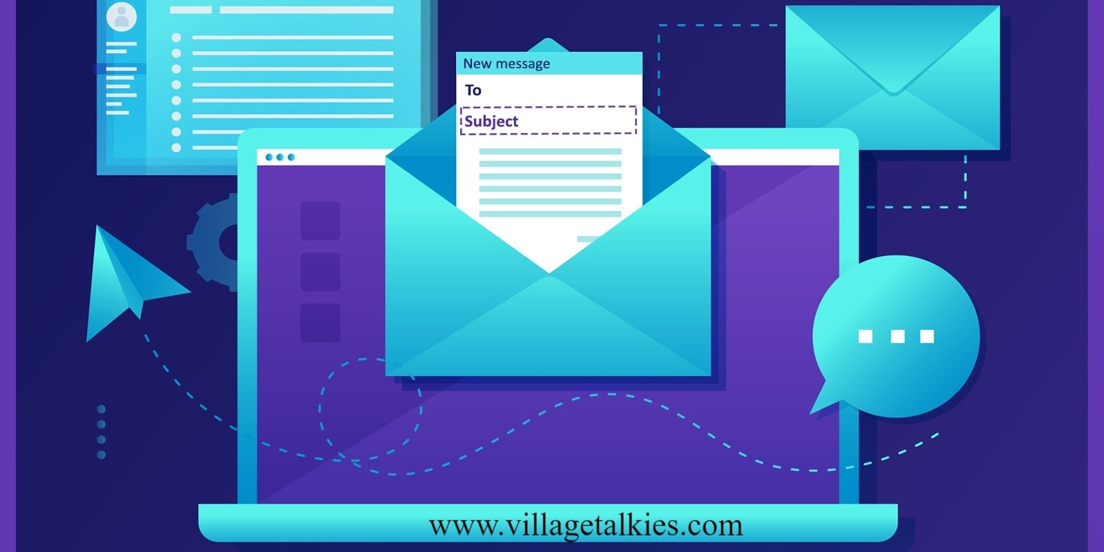Explainer videos in email